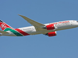 Kenya Airways Resumes Scheduled Flights to New York