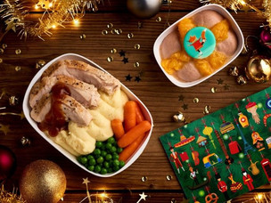 PaxEx: Emirates Brings Special Christmas Menus Onboard