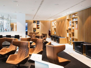 THE LOFT by Brussels Airlines Wins 'Leading Lounge' Award