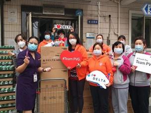 COVID-19: Delta Donates 1 Million Pounds of Food to The Needy