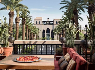 Four Seasons Resort Marrakech Reopens with Deals