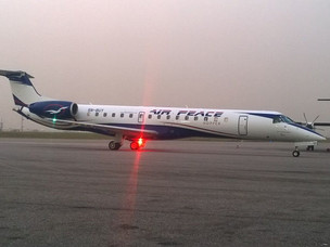 Air Peace Receives First Embraer 145, Establishes Subsidiary