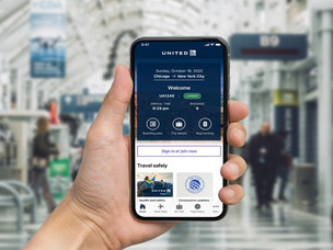 PaxEx: United Redesigns Mobile App For More Accessibility