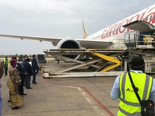 Ethiopian Airlines Extends Solidarity to Africans Amidst COVID-19 Crisis