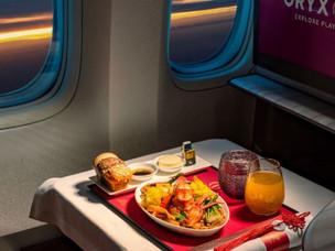 Chinese New Year: Qatar Airways Brings Special Menu Onboard