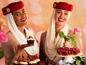 PaxEx: Emirates Spices Up Valentine with Unique Culinary Creations