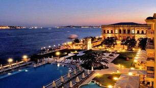 Çırağan Palace Kempinski Istanbul Receives 5-Star Rating