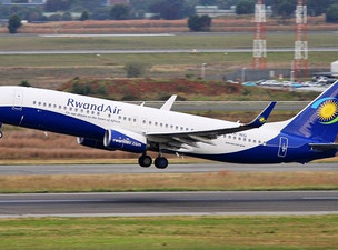 RwandAir Recommences Passenger Flights to South Africa