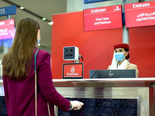 PaxEx: Emirates Launches Integrated Biometric Path