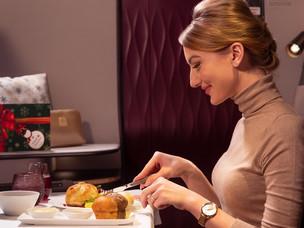 PaxEx: Qatar Airways Brings Festive Touches Onboard