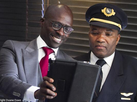 South African Appoints Captain Eric Manentsa as Chief Pilot