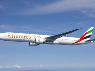Nigerian Court Orders the 'Arrest' of Emirates Boeing 777-300ER