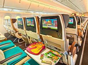 Etihad Airways Wins Big at Business Traveller ME Awards