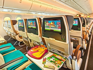Etihad Airways Wins Big at Business Traveller ME Awards