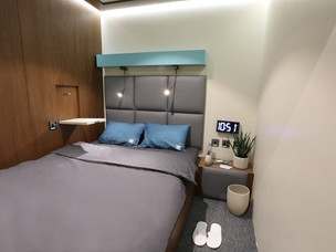 PaxEx: Sleep 'n Fly Pods Arrive at Hamad Airport