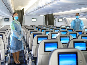 COVID-19: How RwandAir is Making Travel Safe For You