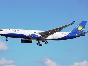 RwandAir Resumes Regular Passenger Flights to London