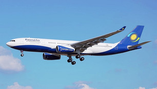 RwandAir Resumes Regular Passenger Flights to London