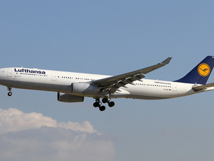 Travel Demand: Lufthansa Sees Strong Bookings to Africa