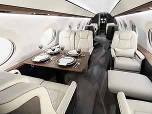 Gulfstream G700 Clinches Yacht & Aviation Design Award