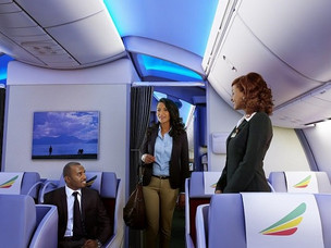 Ethiopian Airlines Rolls Out In-flight WiFi on Boeing 787 and Boeing 777