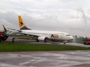 ASKY and Ethiopian Launch Johannesburg Flights From Lagos