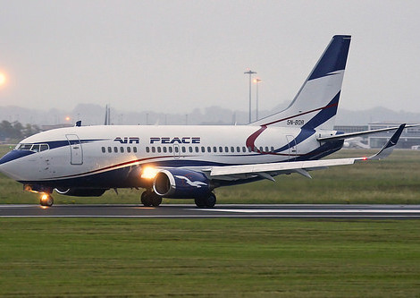 Air Peace Secures Air Operators Certificate From the NCAA