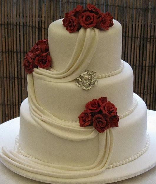 Tier Wedding Cake Pictures
