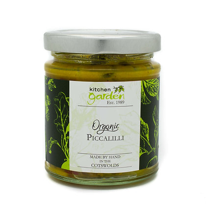 Organic Piccalilli - 200g
