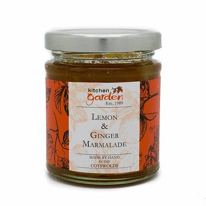 Lemon & Ginger Marmalade - 227g