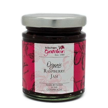 Organic Raspberry Jam - 227g