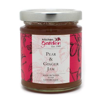 Pear & Ginger Jam - 227g