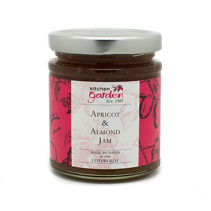 Apricot & Almond Jam - 200g