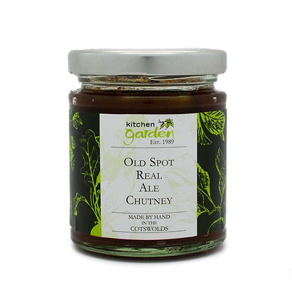 Old Spot Real Ale Chutney - 200g