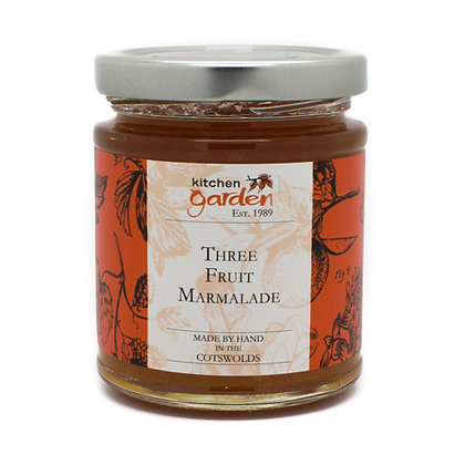 Three Fruit Marmalade - 227g