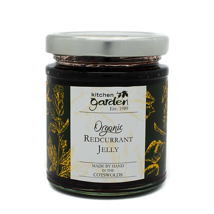 Organic Redcurrant Jelly 220g
