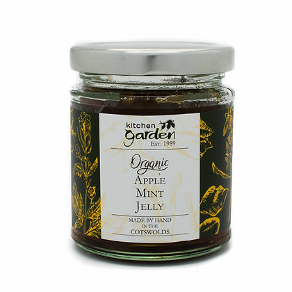 Organic Apple Mint Jelly - 220g