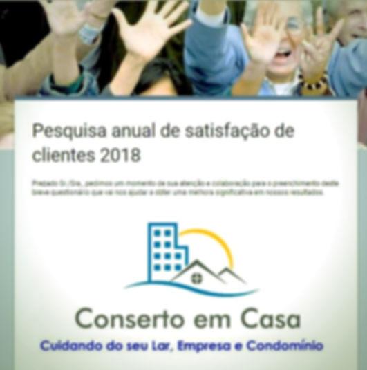 Pesquisa_ded_Satisfaçao_Conserto_em_Casa