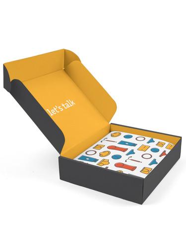 Sex Subscription Box Interior