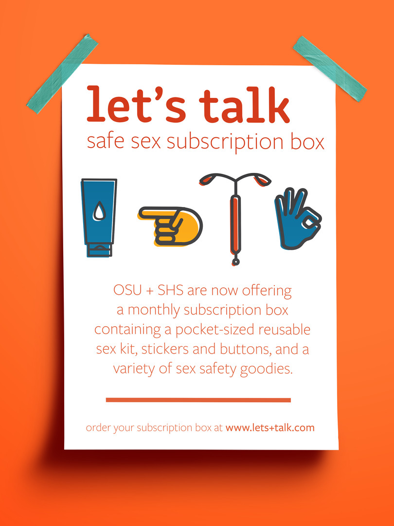 Sex Box Subscription Promotional Poster