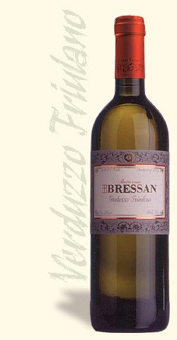 Verduzzo Friulano 2014 Bressan