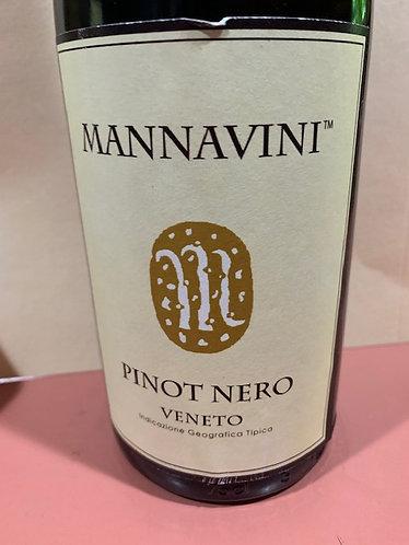 Pinot Nero Mannavini 2018