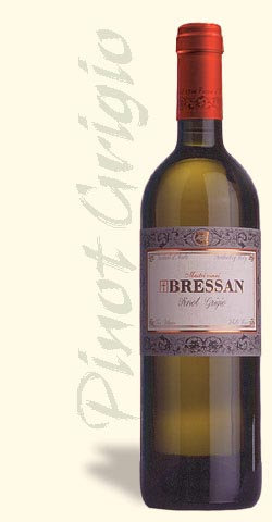 Pinot Grigio 2016 IPG Bressan