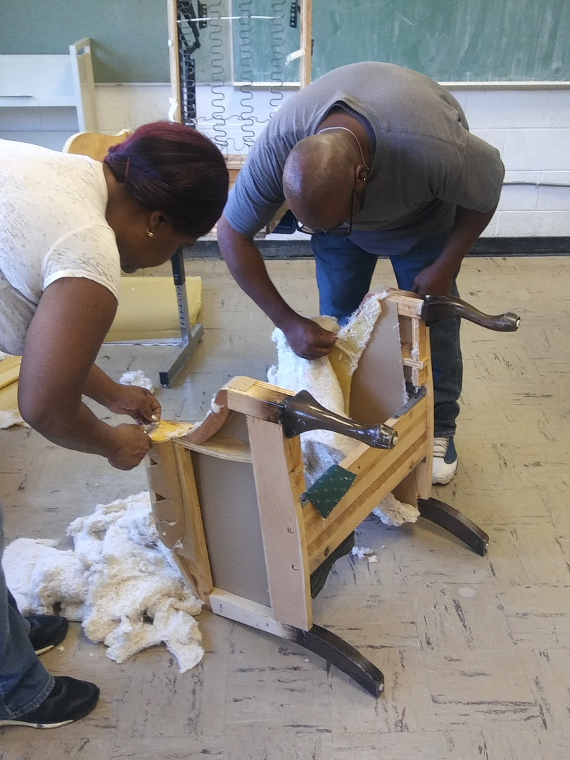 Chairs being stripped1.jpg