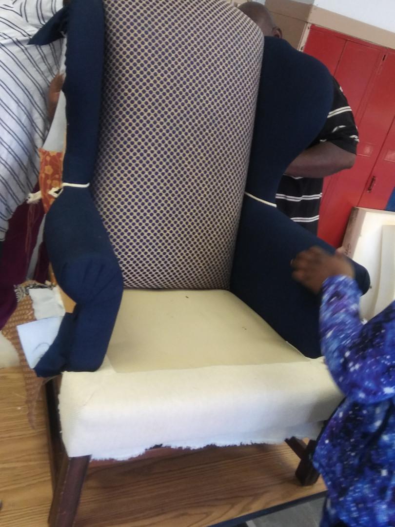 Wing Back being upholstered.jpg