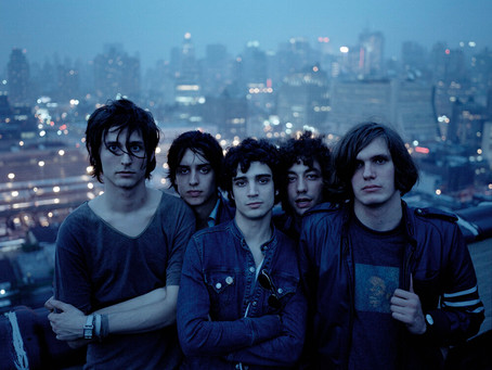 DARKUS - 'I Just Wanted To be One Of The Strokes.' Join The Club.