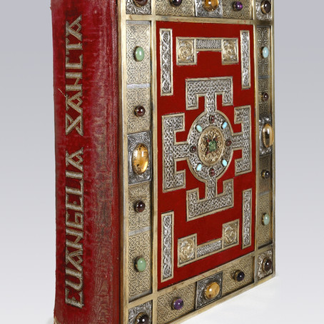 NEWS: Countdown For Lindisfarne Gospels In The North East