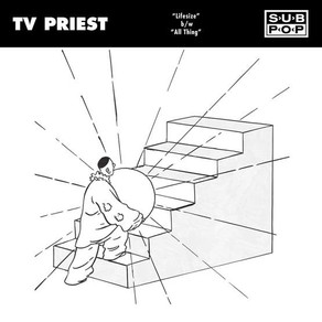 NEWS: TV Priest (Sub Pop) Start First UK Headlining Tour