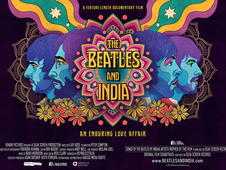 NEWS: The Beatles And India - Companion Album For New Documentary