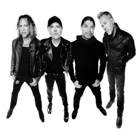 NEWS: Metallica Celebrate The Black Album Remastered & The Metallica Blacklist ft. 53 Artists